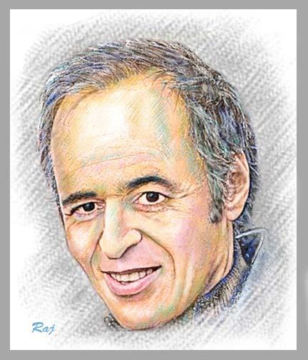 Jean-Jacques Goldman par rajuarya